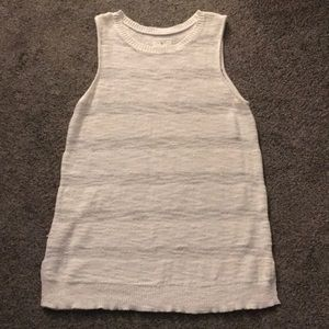 WOMANS SIZE SMALL NEW SOFT & CUTE SLEEVELESS TOP